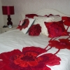 Bedspread and Cushions