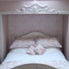 Pink Bed Dressing