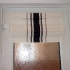 Kitchen Door Roman Blind